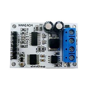 4 Channel Voltage Current MODBUS Anolog Acquisition Module