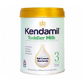 Sữa bột nguyên kem Kendamil 3 400g