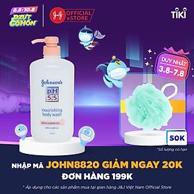 Sữa Tắm pH 5.5 Hạnh Nhân Johnson's (750ml)