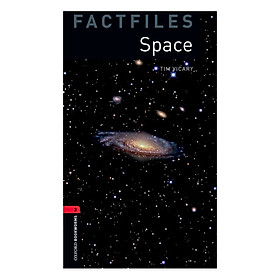 Oxford Bookworms Library (3 Ed.) 3: Space Factfile