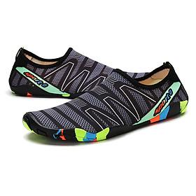 Giày đi biển lội nước chống trơn trượt, gọn nhẹ, sử dụng nhiều lần, phù hợp đi du lich, leo núi, thân thiện với môi trường, chịu nước tốt và nhanh khô, nhiều màu lựa chọn  SA023-02-0