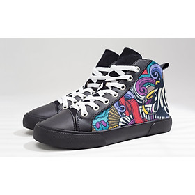 Giày Sneaker Unisex Thời Trang