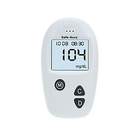 Máy đo đường huyết SINOCARE Theo dõi tiểu đường
