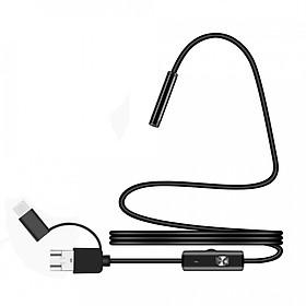 Ống Kính Máy Ảnh Không Dây 3 Trong 1 Có USB (5.5mm)
