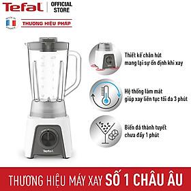 Máy xay sinh tố Tefal Blendeo+ BL2C0130 - 450W, 1.25L - Hàng chính hãng