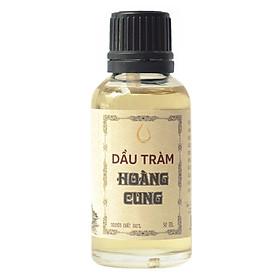Dầu Tràm Nguyên Chất Hoàng Cung Huế (30ml)