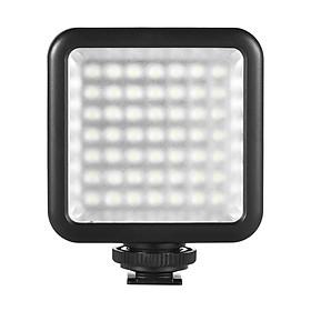 Đèn LED Mini Điều Chỉnh Ánh Sáng Máy Quay Andoer W49 Cho Canon Nikon Sony A7 DSLR