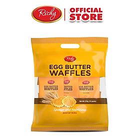 Bánh Richy Bơ Trứng Túi (270g)