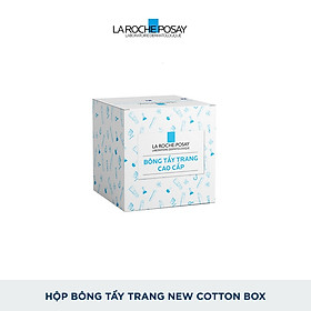 Hộp bông tẩy trang NEW COTTON BOX La Roche-Posay