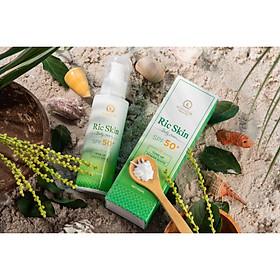 Kem Chống Nắng Toàn Thân Ric Skin Body Cream SPF 50+