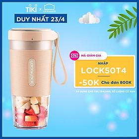 Máy Xay Sinh Tố Cầm Tay Lock&Lock EJJ321 (50W - 300ml) - Hàng Chính Hãng