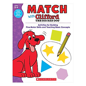 Match With Clifford The Big Red Dog