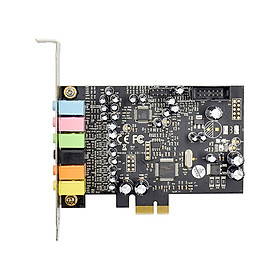 PCIE 7.1 Channel Sound Card Stereo Surround Sound Built-in CM8828 Chip 8 Channel Sound Output Audio Sound Card