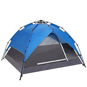 Lều cắm trại - lều di động ( Màu Ngẫu Nhiên )