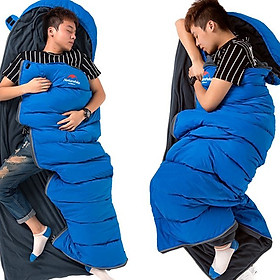 Túi ngủ văn phòng (giao màu ngẫu nhiên)