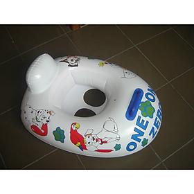 Phao Bơi Hình Thuyền  Xỏ 02 Chân An Toàn Cho Bé