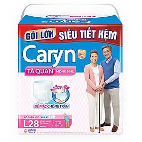 TẢ QUẦN CARYN L28 (28 MIẾNG)