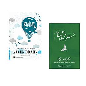 Combo 2 cuốn sách: Buông Bỏ Buồn Buông + Tại sao chúng ta không hạnh phúc