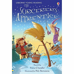 Sách thiếu nhi tiếng Anh - Usborne Young Reading Series One: The Sorcerer's Apprentice