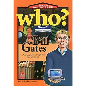 [Download Sách] Chuyện kể về danh nhân thế giới - Bill Gates tặng kèm sổ tay mini siêu dễ thương