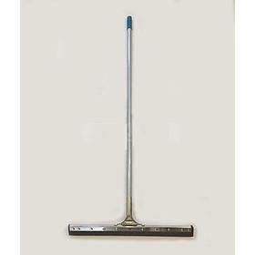 CÂY GẠT NƯỚC SÀN CÔNG NGHIỆP 55 cm, THÂN NHÔM, ĐẦU INOX 304 THẲNG, chuyên dùng cho nhà hàng- khách san- bệnh viên- trường học