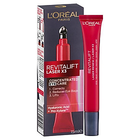 L'Oreal Paris Revitalift Laser Eye Cream 15ml