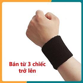 Băng cổ tay thấm mồ hôi thể thao nam nữ Boer 0230 Sports Bandage Aol (1 chiếc) - Băng thấm mồ hôi, cuốn cổ tay thể thao - Chạy bộ, đạp xe, bóng đá, bóng bàn, bóng chuyền, hoạt động ngoài trời - Hàng chính hãng