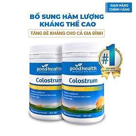 Combo 2 hộp Sữa non Goodhealth Colostrum(100gr)_Nhập khẩu New Zealand