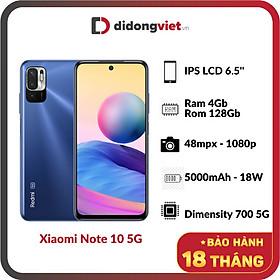 Xiaomi Note 10 5G (4GB/128GB) - Hàng Chính Hãng