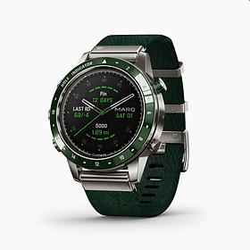 Đồng hồ thông minh Garmin MARQ, Golfer, Thiết bị đeo thông minh GPS, SEA - Hàng chính hãng