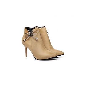 Giày boot cao gót cá tính B079X