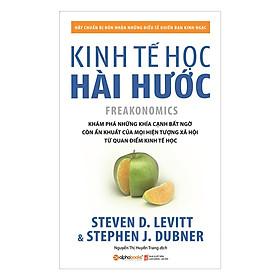 Tủ Sách Hay Dành Cho Nhà Lãnh Đạo: Kinh Tế Học Hài Hước; Tặng Sổ Tay (Khổ A6 Dày 200 Trang)