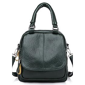 Hình đại diện sản phẩm Balo kết hợp túi đeo vai và túi xách thời trang Onimax BL149 ( XANH RÊU )