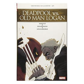 Marvel Comics: Deadpool Vs Old Man Logan