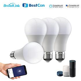 Bộ đèn LED BestCon LB1 E27 có thể điều chỉnh độ sáng từ xa qua ứng dụng trên điện thoại thông minh