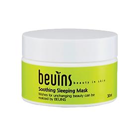 Mặt Nạ Ngủ Mềm Mượt Da Soothing Sleeping Mask Beuins BEMNNSO30 (30ml)