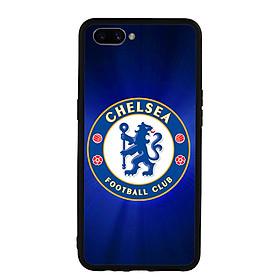 Ốp lưng Viền TPU Cho Điện Thoại Realme C1 - Clb Chelsea 02