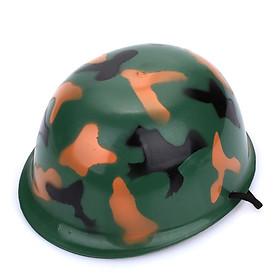 Mũ Lính Nguỵ Trang Nhựa Đồ Chơi