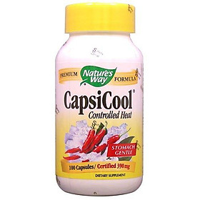 Nature's Way Capsicool Capsules, 100-Count (Packaging May Vary)