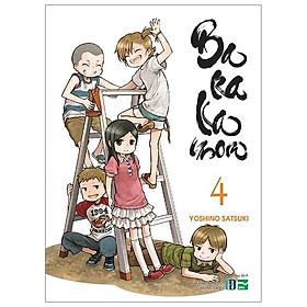 [Bản Đặc Biệt] BARAKAMON - Tập 4 - Tặng Kèm Postcard 2 Mặt In Màu (Hình Ảnh Bản Quyền Chỉ Dùng Cho Dòng Quà Tặng Tại Nhật)