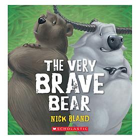 The Very Brave Bear (Book + Audio Cd Set)
