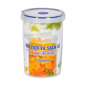 Hộp đựng thực phẩm tròn Song Long 2408 1000ml