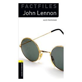 Oxford Bookworms Library (3 Ed.) 1: John Lennon Factfile Audio CD Pack