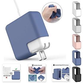 Bọc bảo vệ sạc Macbook đủ dòng chính hãng JRC - Hàng nhập khẩu cao cấp