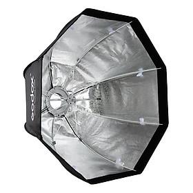 Dù Softbox Bát Giác Godox Bowen Mount - Pro With Grid Honey Comb (80cm) - Hàng Nhập Khẩu