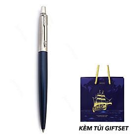 Bút ký Parker Jotter Chelsea Ballpoint Pen Kèm Túi Giftset '' Vươn Xa Biển Lớn'',Kèm Ruột Mực Bi Dành Cho Parker Sản Xuất Bởi B&J Dành Cho Doanh Nhân, Khẳng Định Đẳng Cấp Cá Nhân