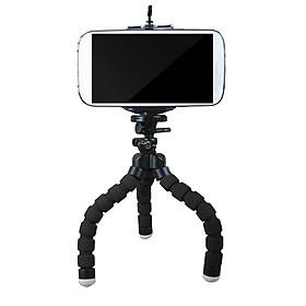 Mini Tripod Stand Versitile Desk Phone Holder Portable Multi-functional Travel Tripod with Flexible Legs for Camera