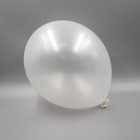 20 bong bóng cao su màu nhũ