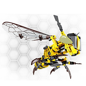 Đồ Chơi Xếp Hình Con Ong - 236 mảnh ghép