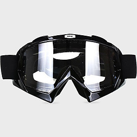 AMU Goggles Motorbike Off-road Motorcycle Windproof Glasses Anti-impact Helmet Glasses